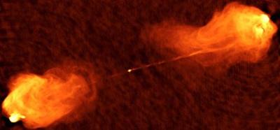 Blazar Cygnus A