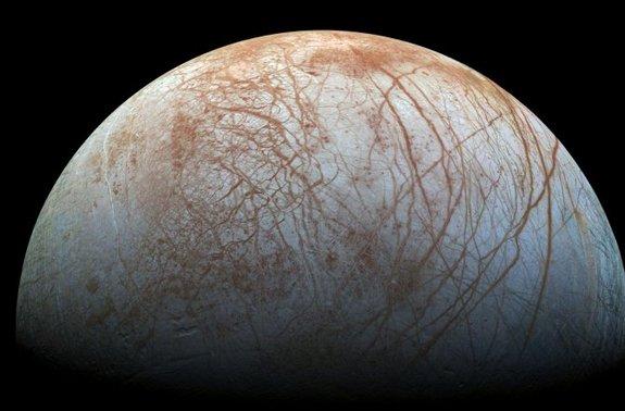 Europa's Crust