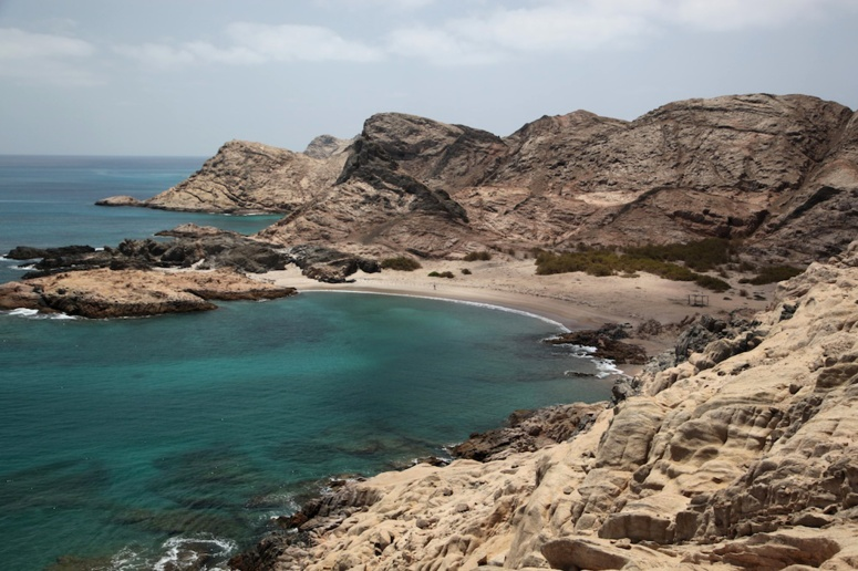 Picture of Oman coast