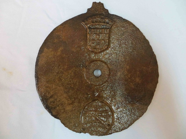 Picture of medallion