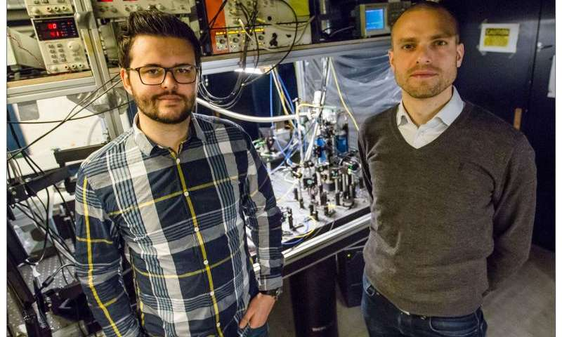 Superfast light source made from artificial atom