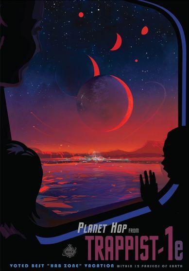 exoplanets travel